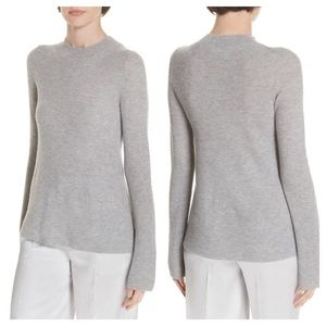Vince Ribbed Cashmere Sweater Size Small